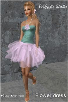 FaiRodis Flower dress
