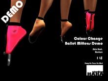 !Ballet Mitten Demo Set