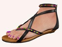 ::JIM:: Demo Mesh Beach Sandal