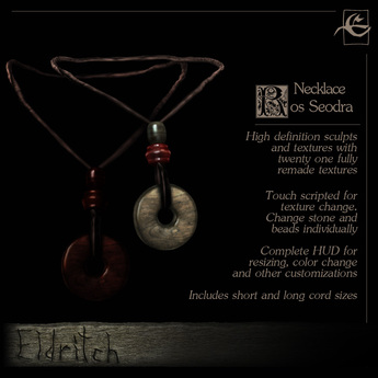 .Eldritch. Ros Seodra ~ Necklace