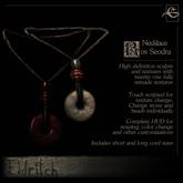 .Eldritch. Ros Seodra ~ Necklace