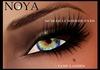 **NOYA** QUELLE Lumierre Eyes + VAMP eye lashes
