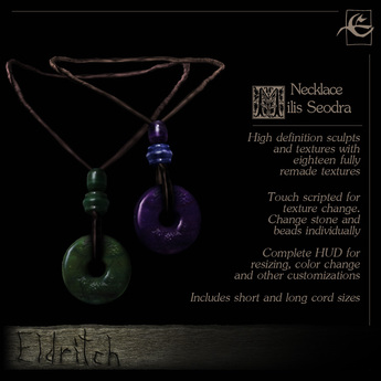 .Eldritch. Milis Seodra ~ Necklace