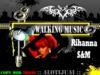 walking music - rihanna - S&M