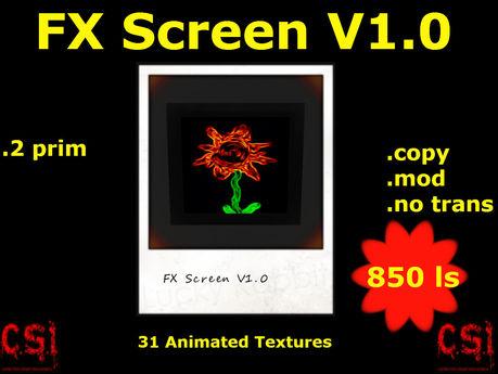 FX Screen V1.0 (box)