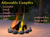 Adjustable Campfire