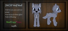 [SW] EP Wolf Mod for ponies!