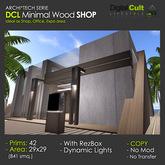 *** DCL Minimal Wood Shop