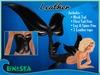 =LunaSea= Mermaid Tail - Leather