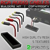 RCA Audio Cables / Dj cables