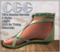 CGG Olive Beaded Sandals with HUD to Tint Skin & Nails