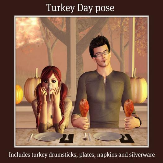 SSP Turkey Day pose