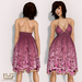 "*VEXTRA FASHION* ""Margarita"" Halter Dress - Pink *PROMO*"