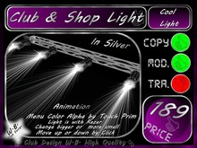Club & Shop Light
