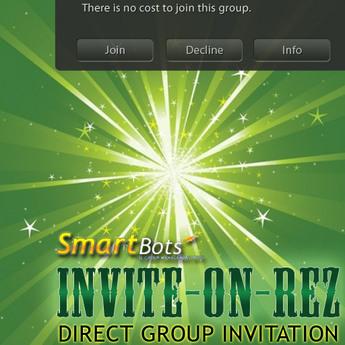 SmartBots Invite-on-Rez Script (open source)