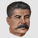 Stalin`s head