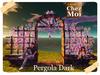 Pergola Dark 1.1 ♥ NEW Chez Moi ♥ 16 poses