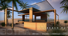 Botha Beach Hut