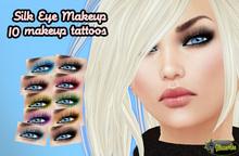 .:Glamorize:. Silk Eye Makeup - 10 Eye Makeup Tattoos