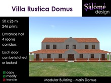 Villa Rustica Domus 1.0