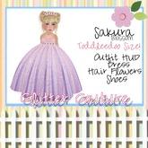 G*C Sakura Blossom Dress *Toddleedoo!*