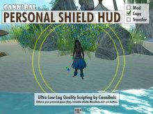 Cann!bal Personal Shield HUD