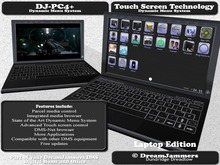DJ-PC4+ (Laptop Edition)
