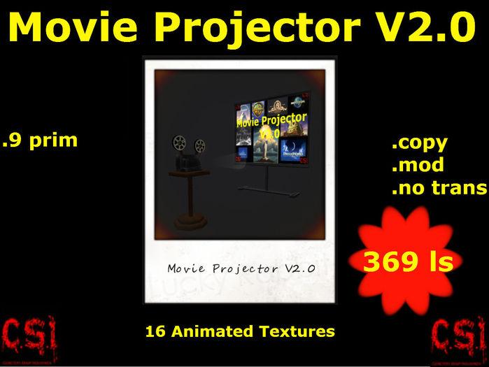 Movie Projector V2.0 (box)