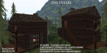 Rustic Duplex Housing