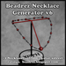 beadrez v6 necklace generator (bracelet, link jewelry, chain maker tool by XOPH)