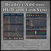 HUD and LinkSync add-on for Beadrez necklace tool  (ADD-ON ONLY. REQUIRES BEADREZ)