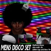 Mens Disco Set