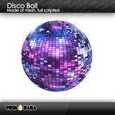 Mesh Disco Ball ™