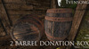 2 Barrel Donation Box [BOXED]