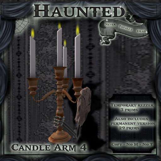 Candle Arm 4 rezzer