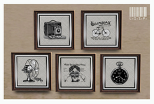 Steampunk Prints - LISP Bazaar