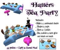 .:-CatniP-:.  Hatter's Tea Party ~ Alice in Wonderland