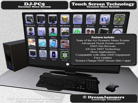 DJ-PC5 (Desktop Edition)