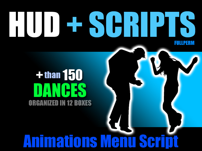 ♥ Animation Menu Script + Stop