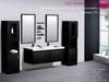 Bathroom vanity set symmetry