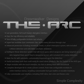 -The Arc- combat, protection and utility HUD -Big update! Many bugs fixed, improved effects and more-