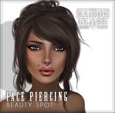* Maison Close * Face Piercing Beauty Spot