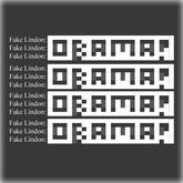 Obama! Gesture