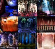 dark romantic gothic photo background textures