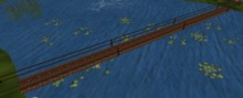 Pond Bridge/Gor/Hill's/ Sim crossing