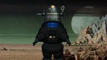 Robby the Robot - Non-Avatar