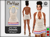 Yolanda Mesh Dress PTT Post NL
