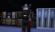 Robby the Robot (Prison Guard Version) - Non-Avatar
