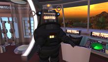 Robby the Robot (Evil Robotoid Version) - Non-Avatar