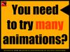 ▶ PickA ! / Animations Picker